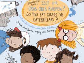 VIEL & MEHR - Esst ihr Gras oder Raupen? deutsch-englisch