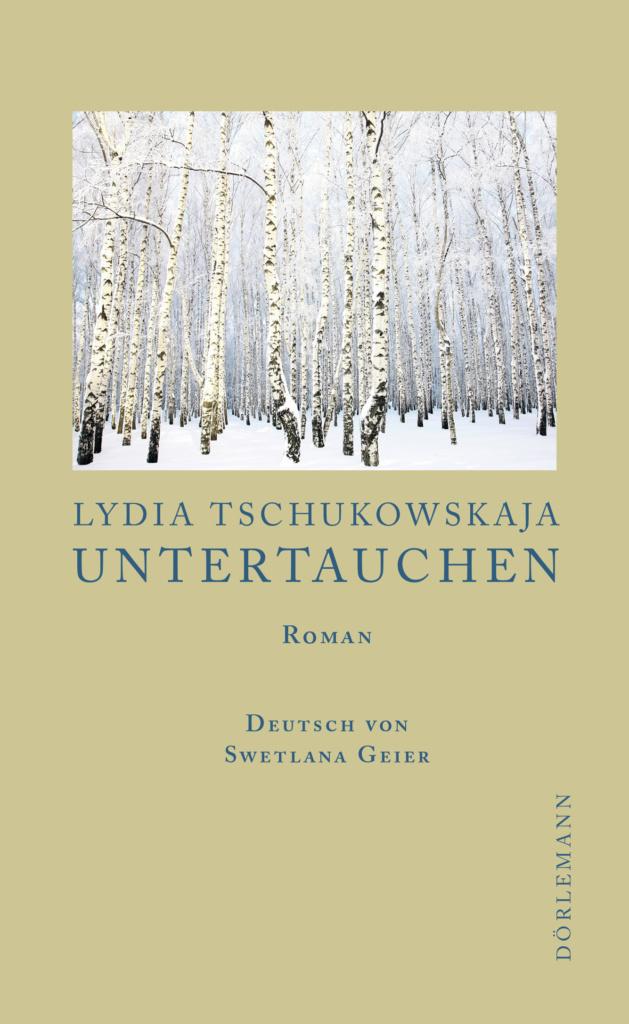 Tschukowskaja, Untertauchen-US-4.indd