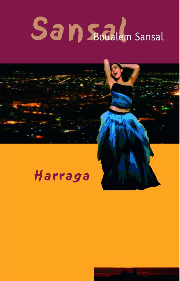 Umschlag Harraga