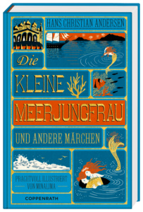 Andersen_Die_kleine_Meerjungfrau_Dante Connection_Danteperle